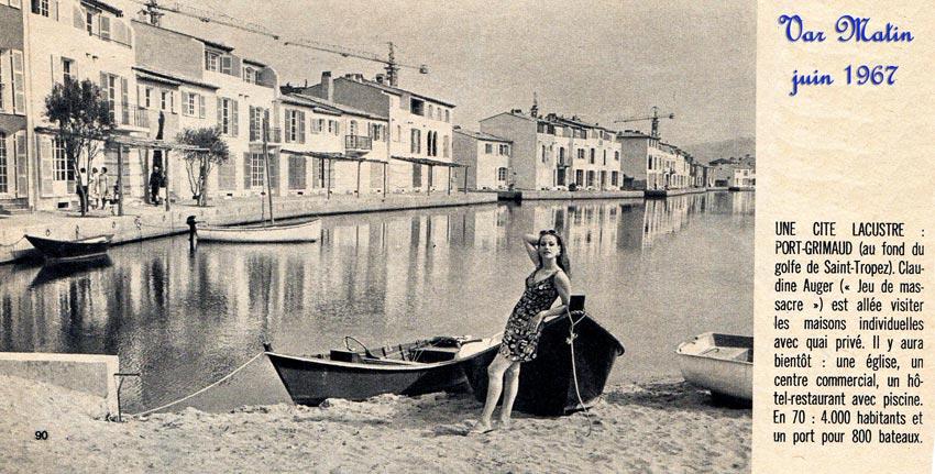 Claudine Auger La Toute Premire James Bond Girl Franaise Pour Le Film Opration Tonnerre 1965 Mais Aussi Miss France En 1957 Puis Dauphine