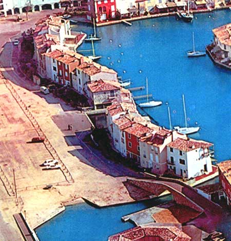 septentrion port grimaud