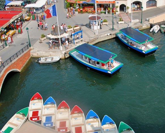 Visite de port grimaud - Visiter port grimaud ...